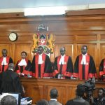 SUPREME COURT RULES ON THE 2017 PRESIDENTIAL PETITION