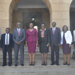 MEMBERS OF PUBLIC PRIVATE PARTNERSHIP PETITION COMMITTEE TAKE OATH