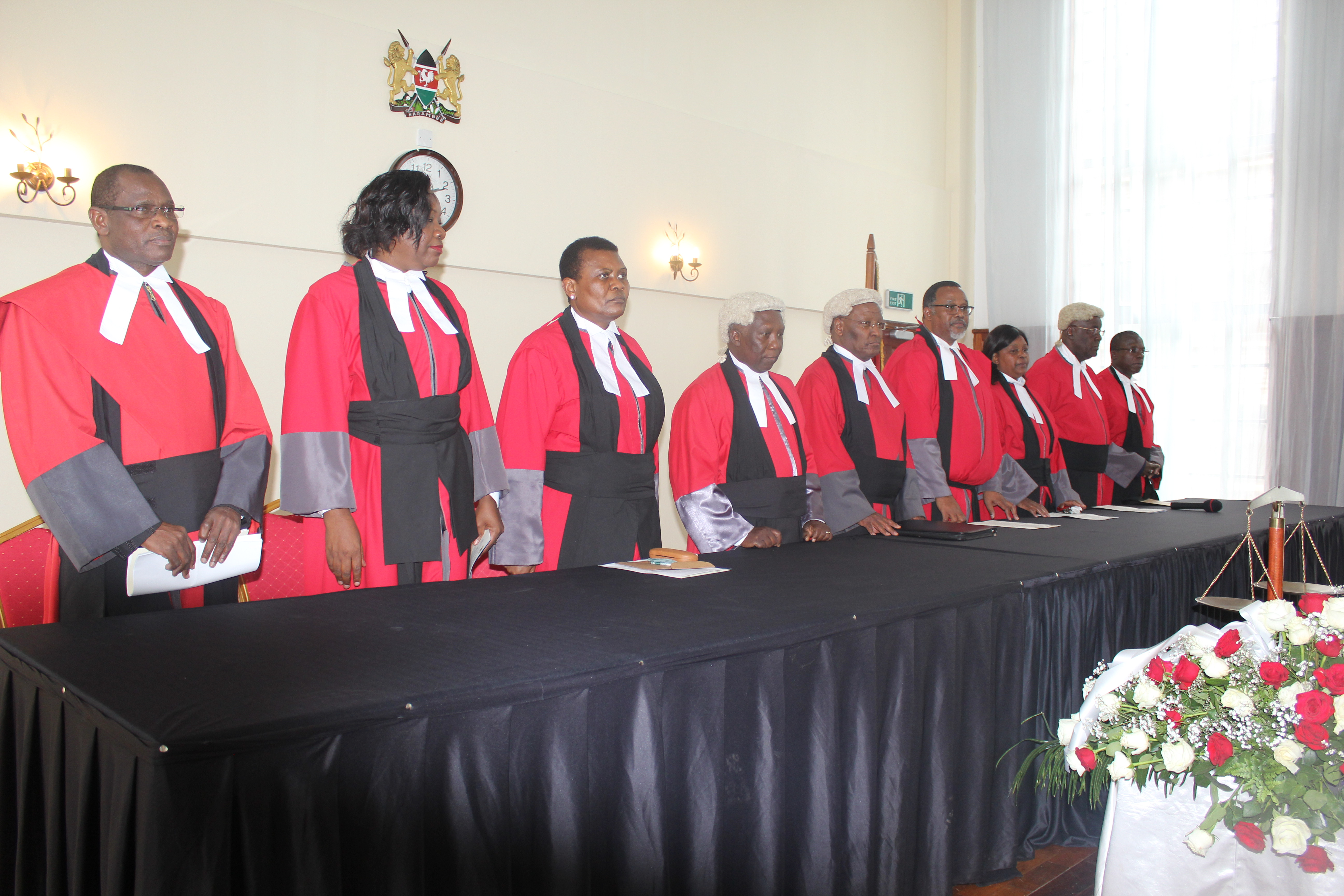 Judiciary holds special court tribute proceedings in honour of late Justice Joseph Onguto