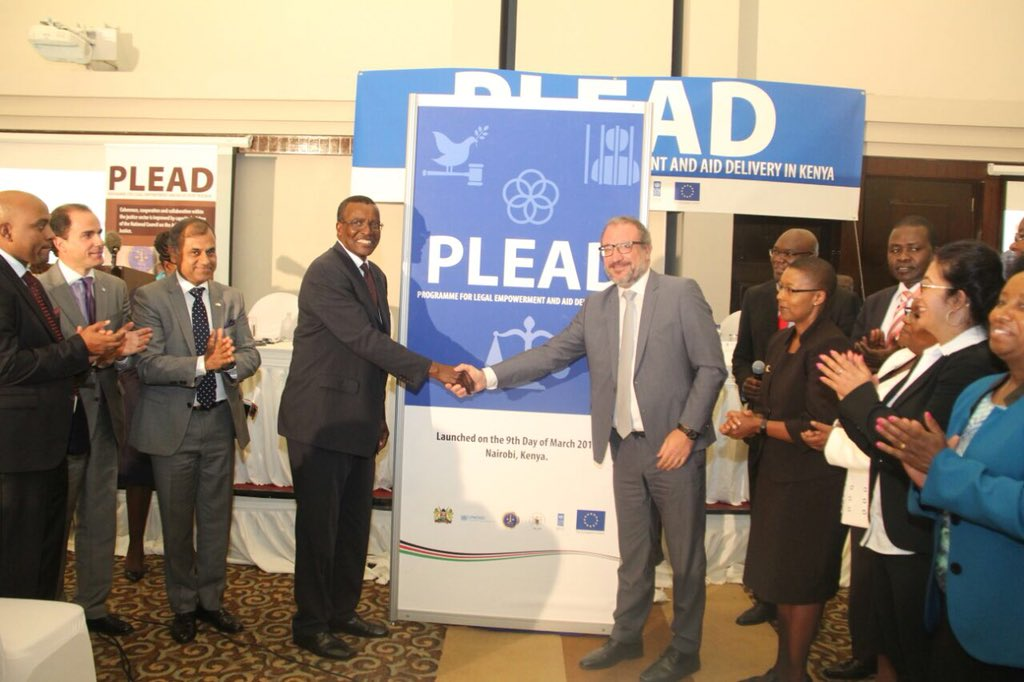 Legal Empowerment & Aid Delivery (PLEAD) programme launched