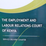 Cause List for Employment and Labour Relations Court Service Week