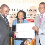 CJ Maraga launches Judiciary's 2016/17 performance report