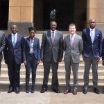 CJ Maraga meets International Trademark Association officials