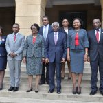 CRJ Amadi swears in new KRA board members