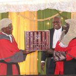 Justice Ouko takes over as President, Court of Appeal