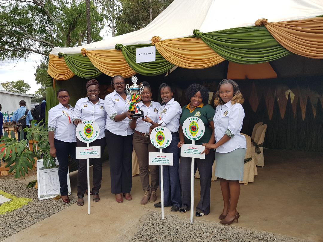 Machakos Law Courts scoop awards at ASK Show