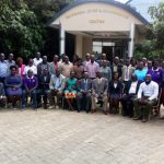Vihiga Law Courts CUC members benefit from a case management training