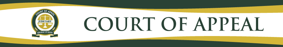 Court of Appeal – The Judiciary of Kenya