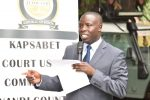 Kapsabet Law Court holds its Court Users Committee