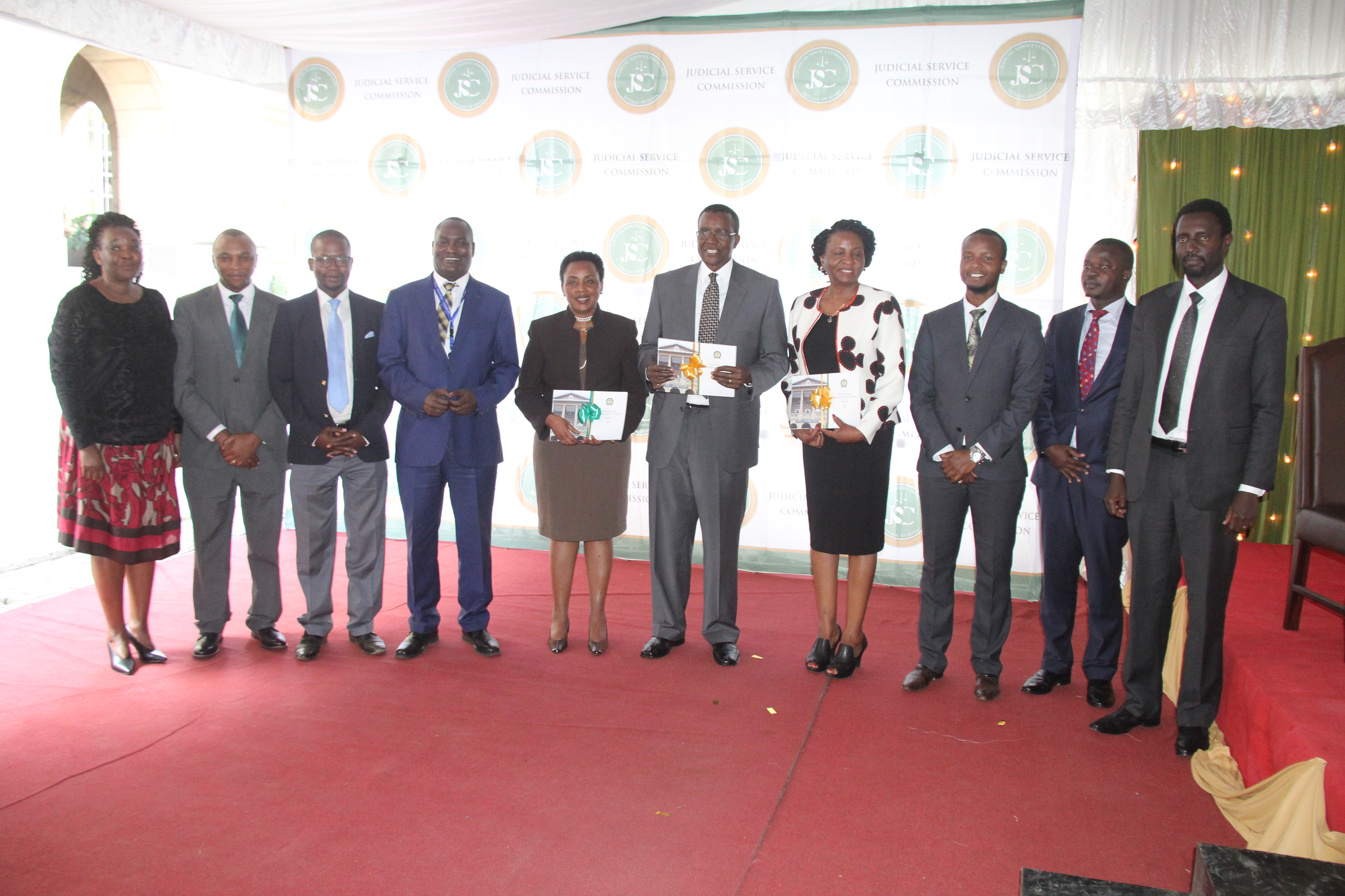 Launch of Judiciary Integrated Performance Management and Accountability System (JIPMAS)