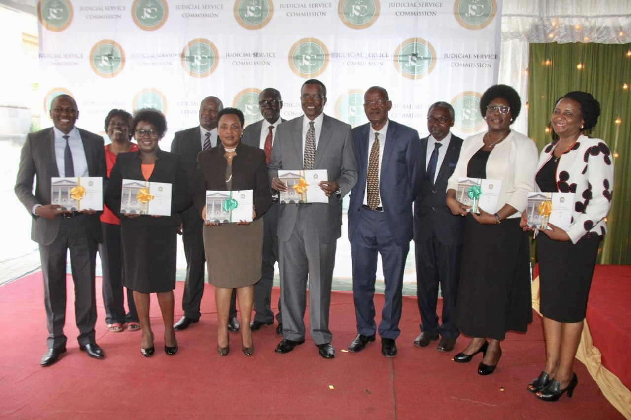 Launch of Judiciary Organization Review Report