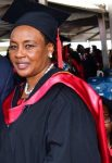 DCJ Philomena Mwilu graduates with LLM