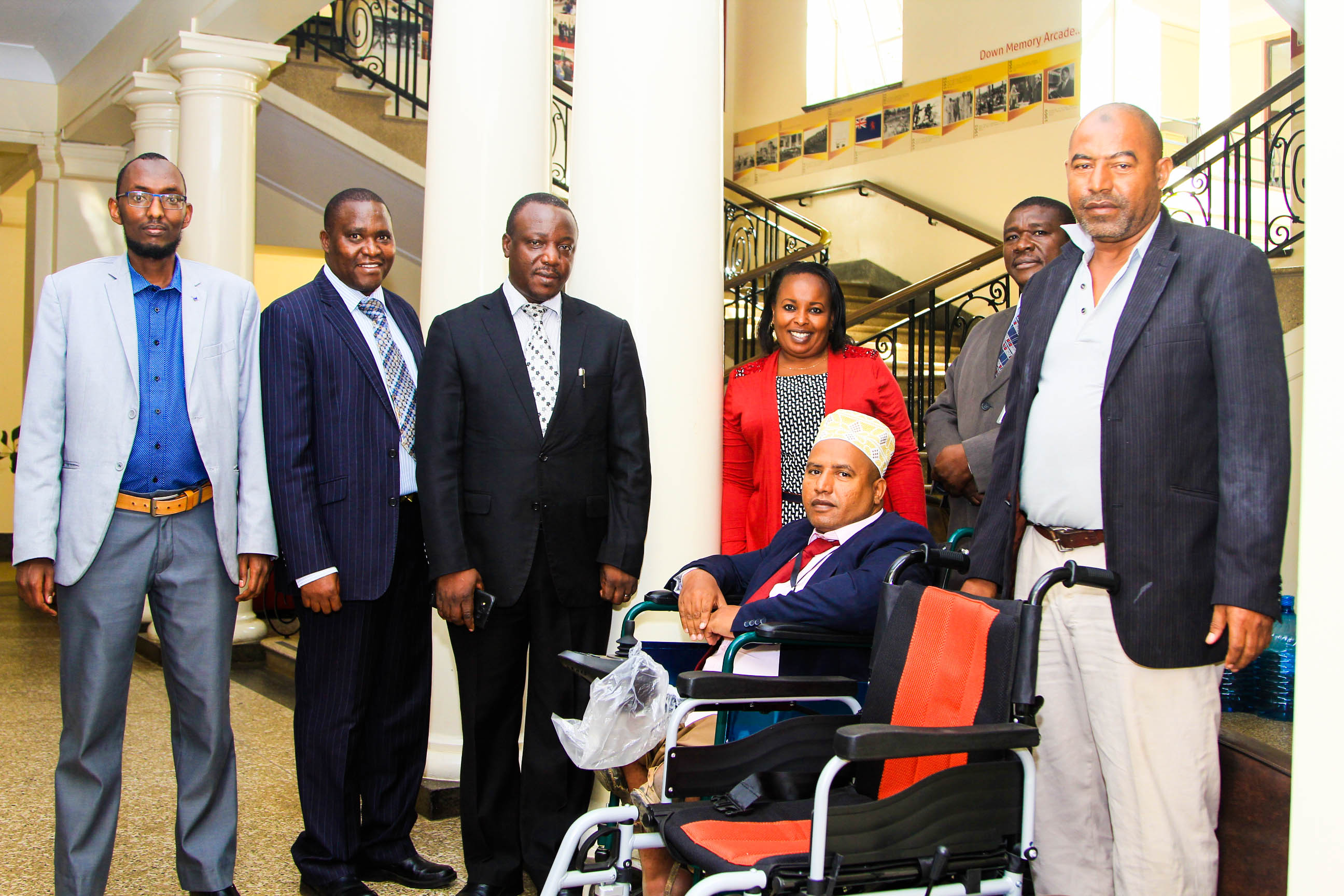 Judiciary's disability mainstreaming policy on course