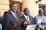 A communique from the meeting of the Chief Justice David Maraga with the Judiciary leaders