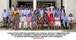 JSC meets parliamentary committee on Delegated Legislation