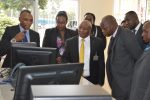New Customer Service Centre opened at  Milimani Law Courts