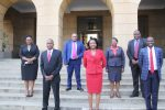 New members of Business Rent Premises Tribunal take Oath