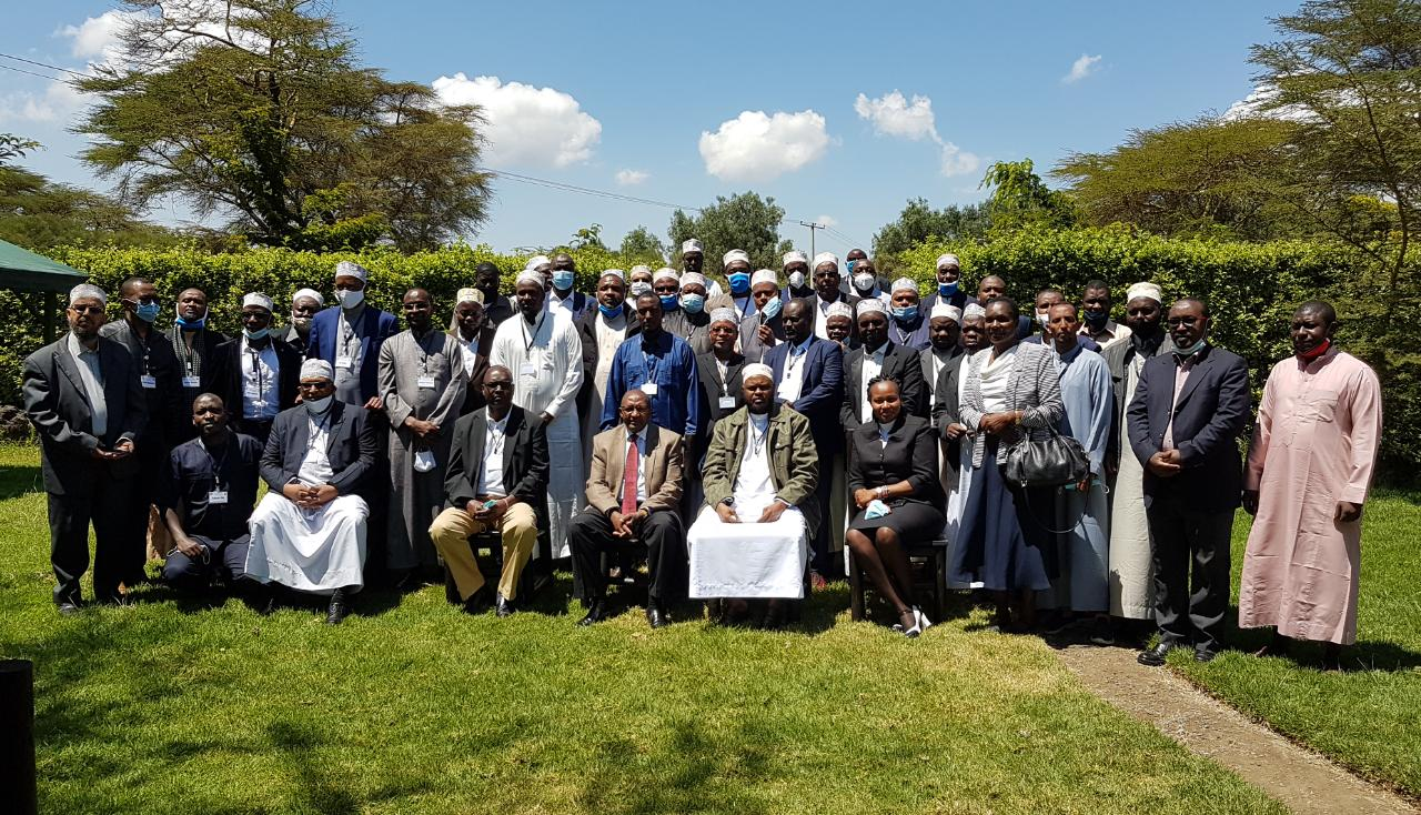 Kadhis meet for their Continuous Judicial Education & annual retreat