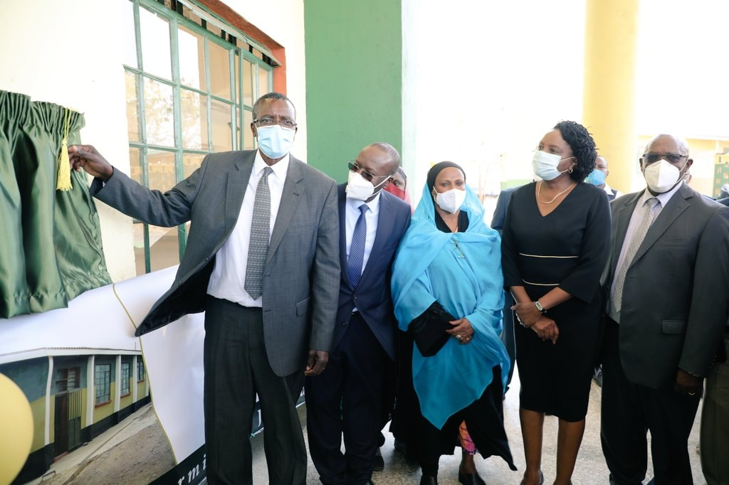 CJ opens Isiolo Court Complex