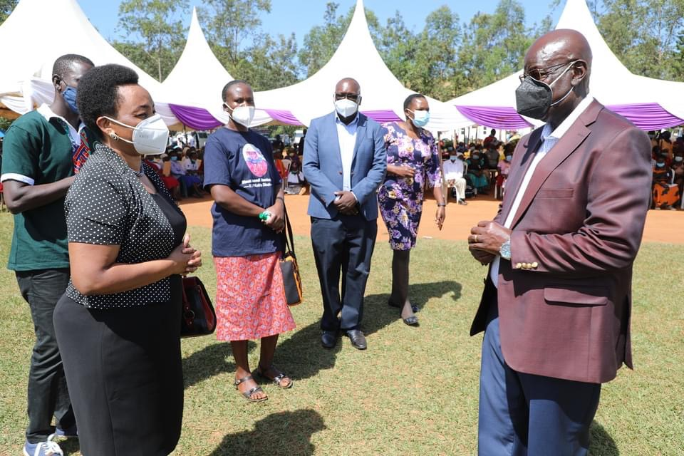 Ag CJ Mwilu leads Judiciary in mourning Judge Muchelule's mother