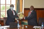 JUSTICE MUSINGA TO HEAD THE JUDICIARY COMMITTEE ON ELECTIONS (JCE)