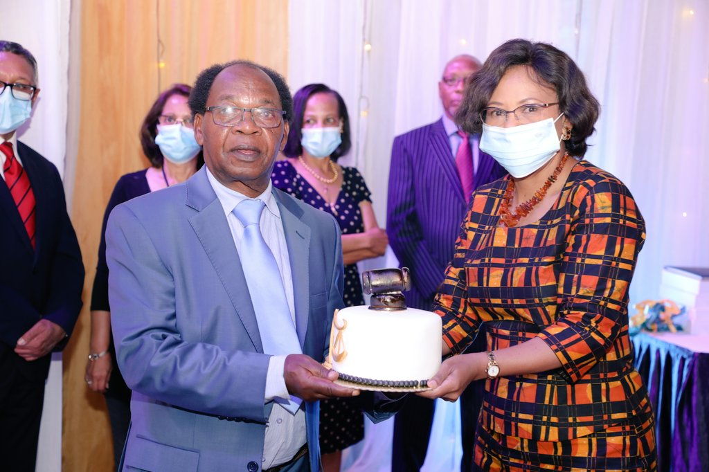 Court of Appeal honours its retired judges