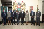 Judiciary Personnel Receive Insignia for State Awards