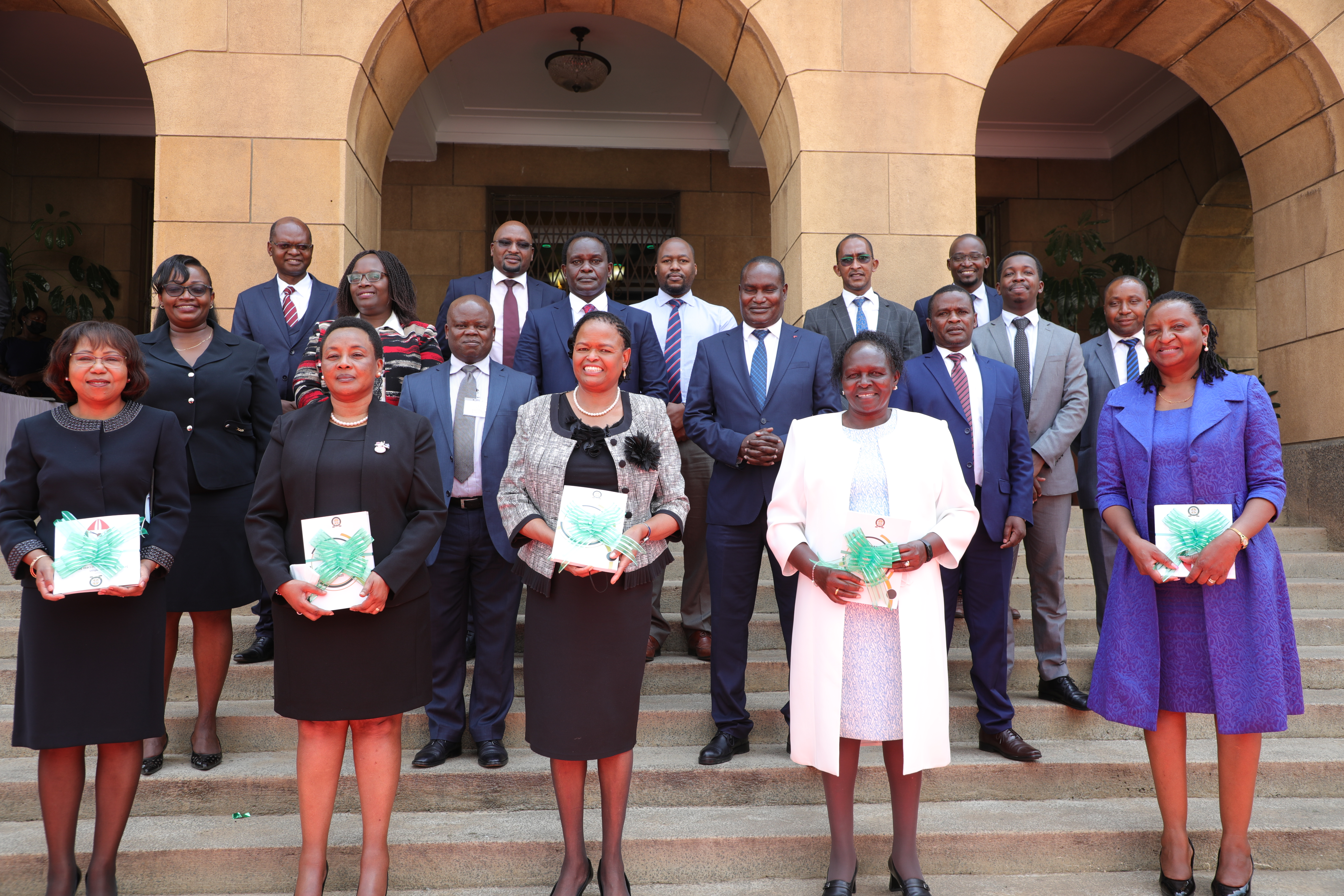 Launch of PMMU Evaluation Report 2019/2020 and Chief Justice Martha Koome's Vision
